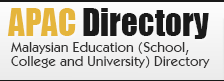 Malaysian Education (Schools, Colleges & Universities) Directory
